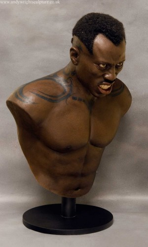 Realism Sculpture - Andy Wright Sculpture